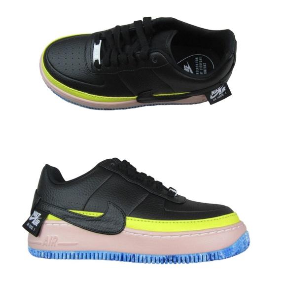 a9b03340f564 Nike Shoes | Air Force 1 Jester Xx Se Low Black Sonic | Poshmark